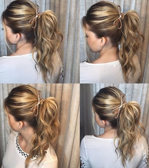 rabo de cavalo ponytail