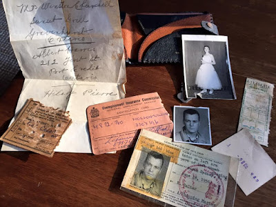 Wallet with ID from 1956 Found in Ceiling of Home