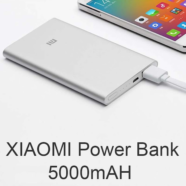 Xiaomi Mi Powerbank 5000 mAh