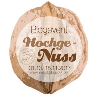 HochgeNUSS Blogevent bei Inaisst