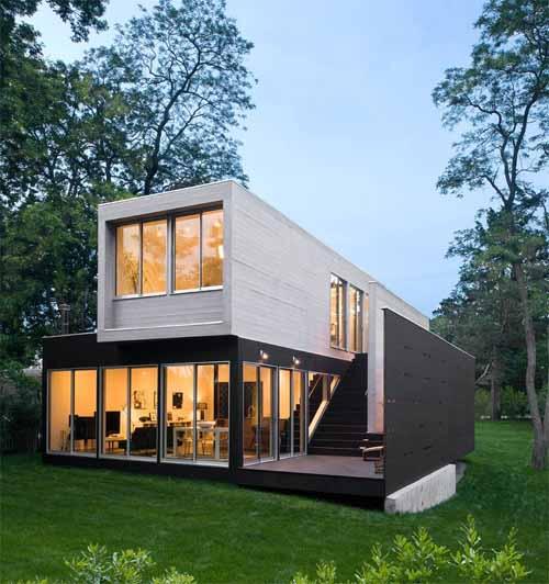 por que tenemos que entender cmo se desarrolla la base para una casa minimalista en el contexto de nuestra cultura urbana