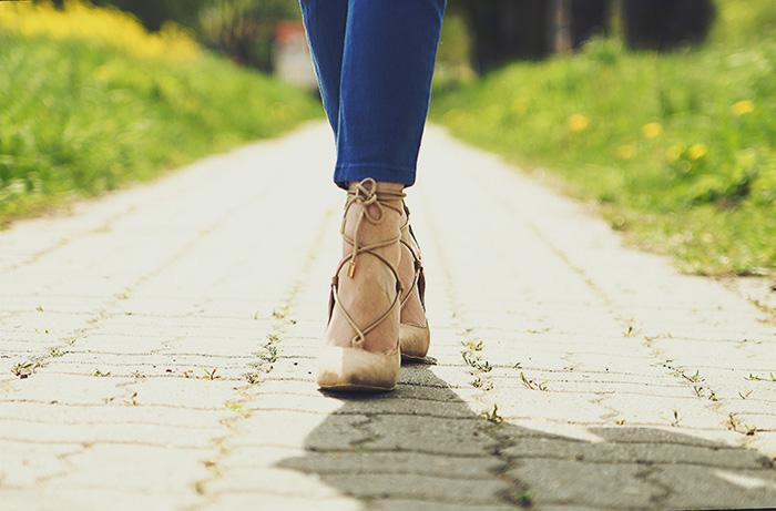 szpilki czas na  buty