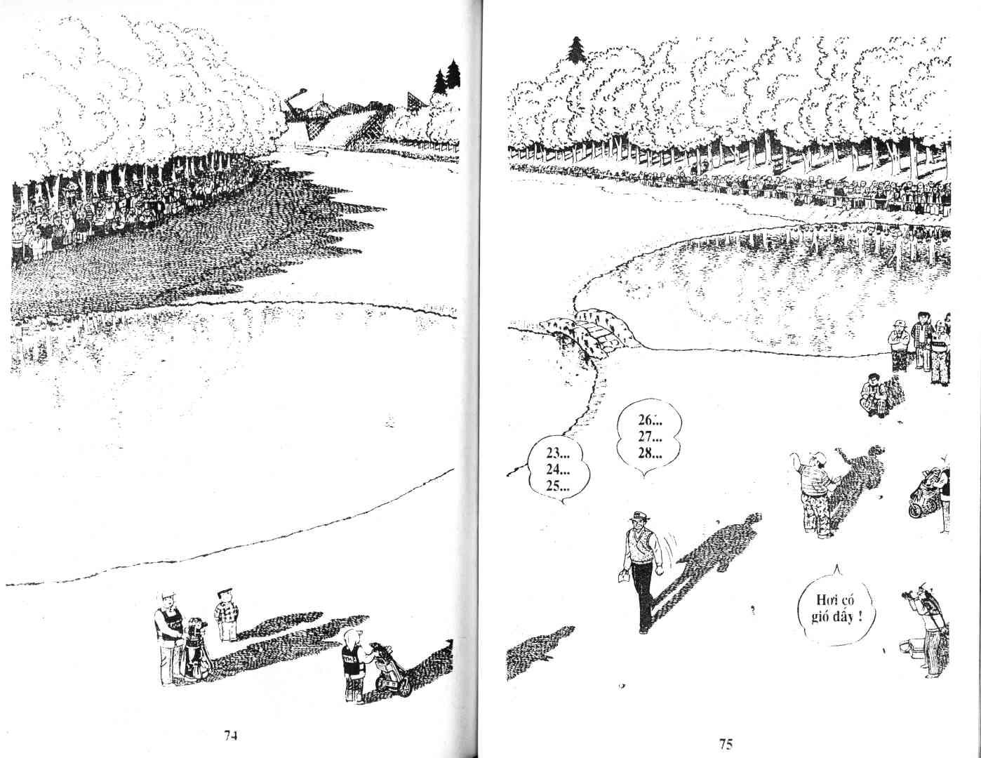 Ashita Tenki ni Naare chapter 38 trang 35