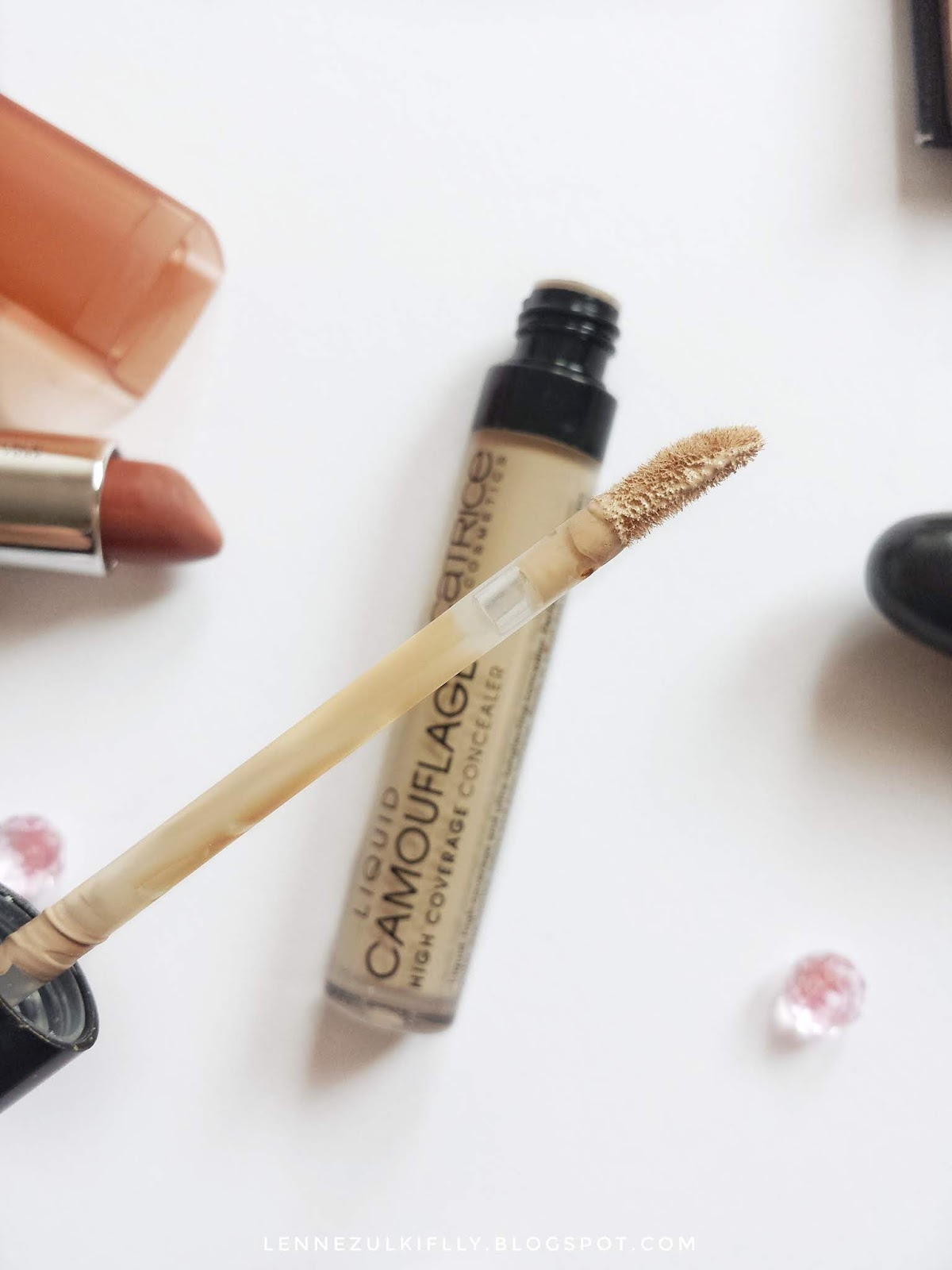 Catrice Liquid Camouflage High Coverage Concealer | LENNE ZULKIFLLY