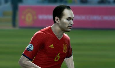 Spain GDB Euro 2016 UPDATE