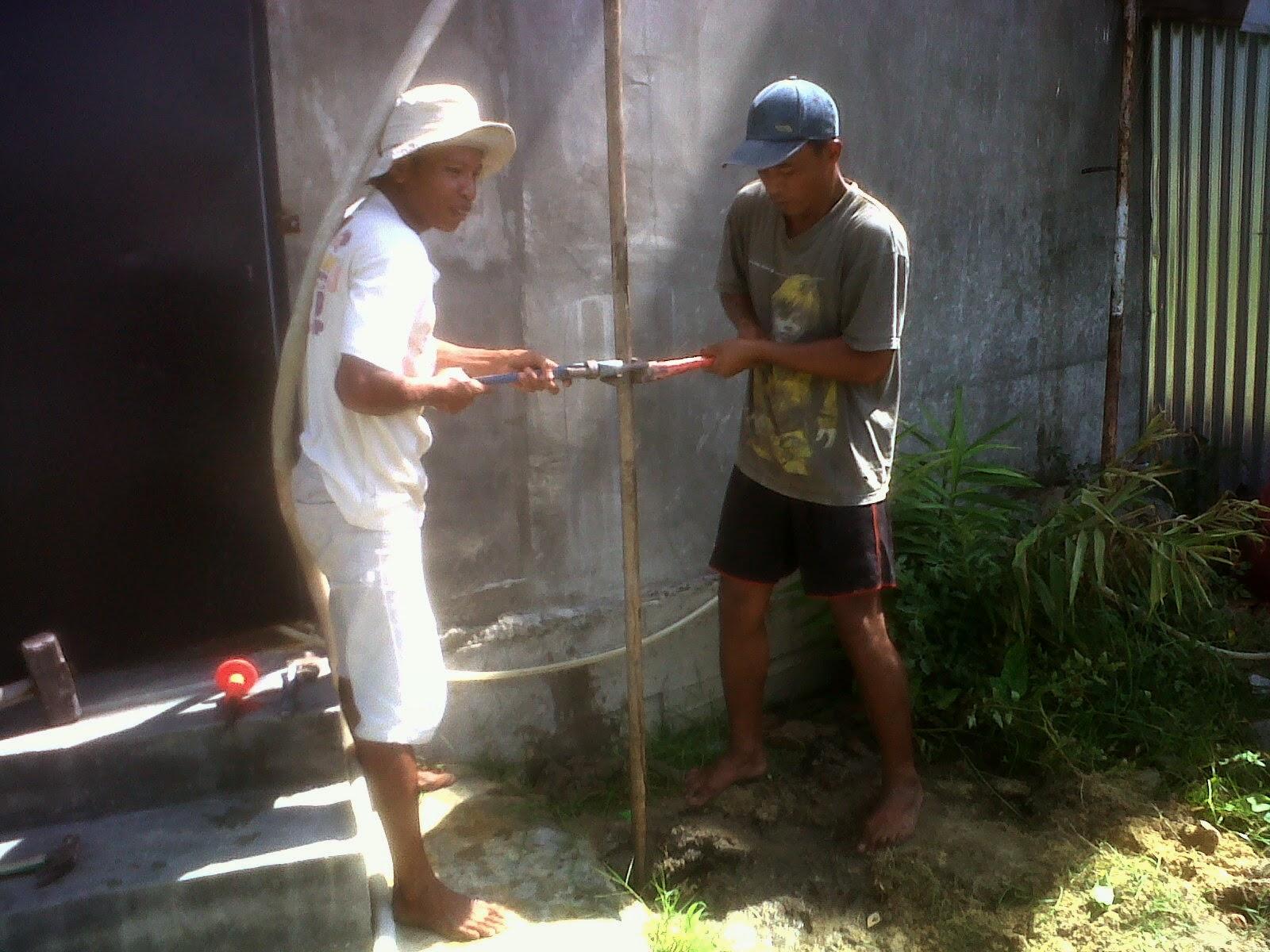sumur bor pekanbaru,sumur bor