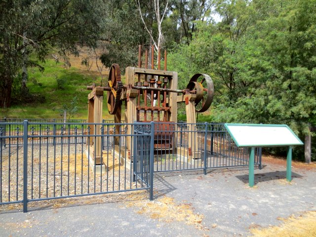 Myrtleford, Murray to Mountains Rail Trail