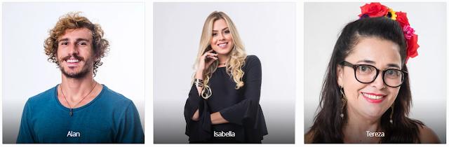 BBB 19: Isabella deve ser eliminada no próximo paredão