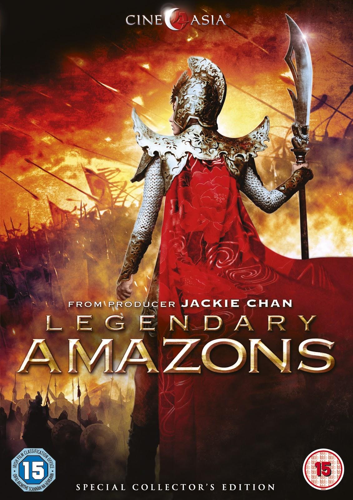legendary amazons-#4