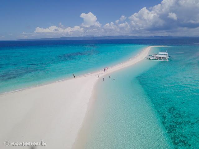 Kalanggaman Island Sandbar