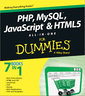 PHP MySQL JavaScript And HTML5 All In One For Dummies