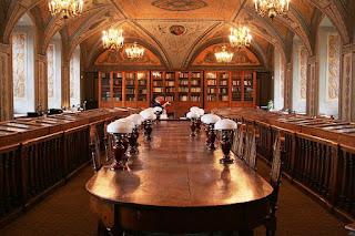 Uniwersytet Wileński - Czytelnia