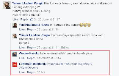 Ada Promo 'Tukar Kolor Bekas' di Mall, Ini Komentar Netizen yang Bikin Ngakak