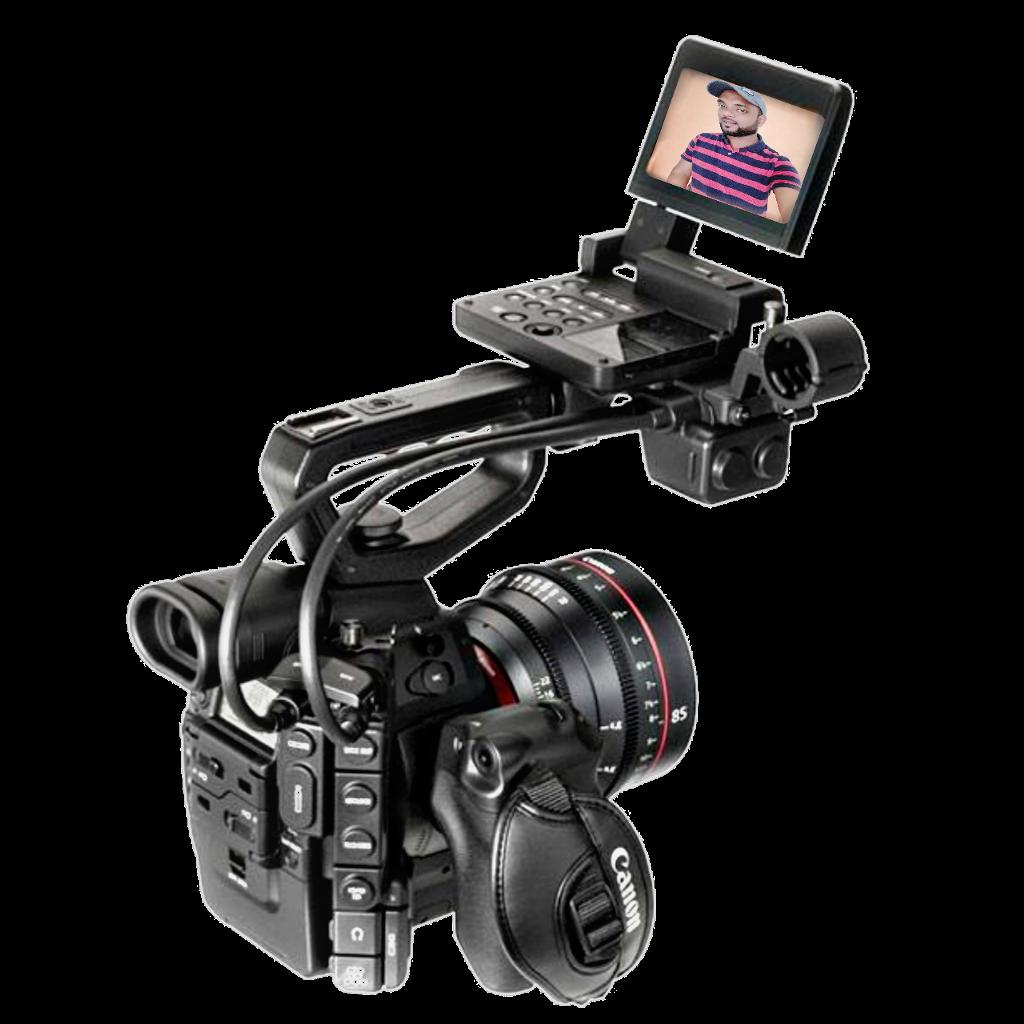 render cámara