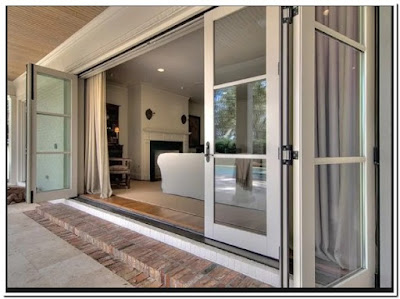 Andersen Cool Single Patio Door