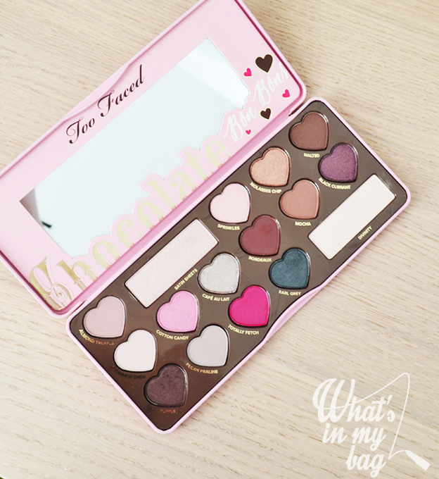Chocolate Bon bon palette