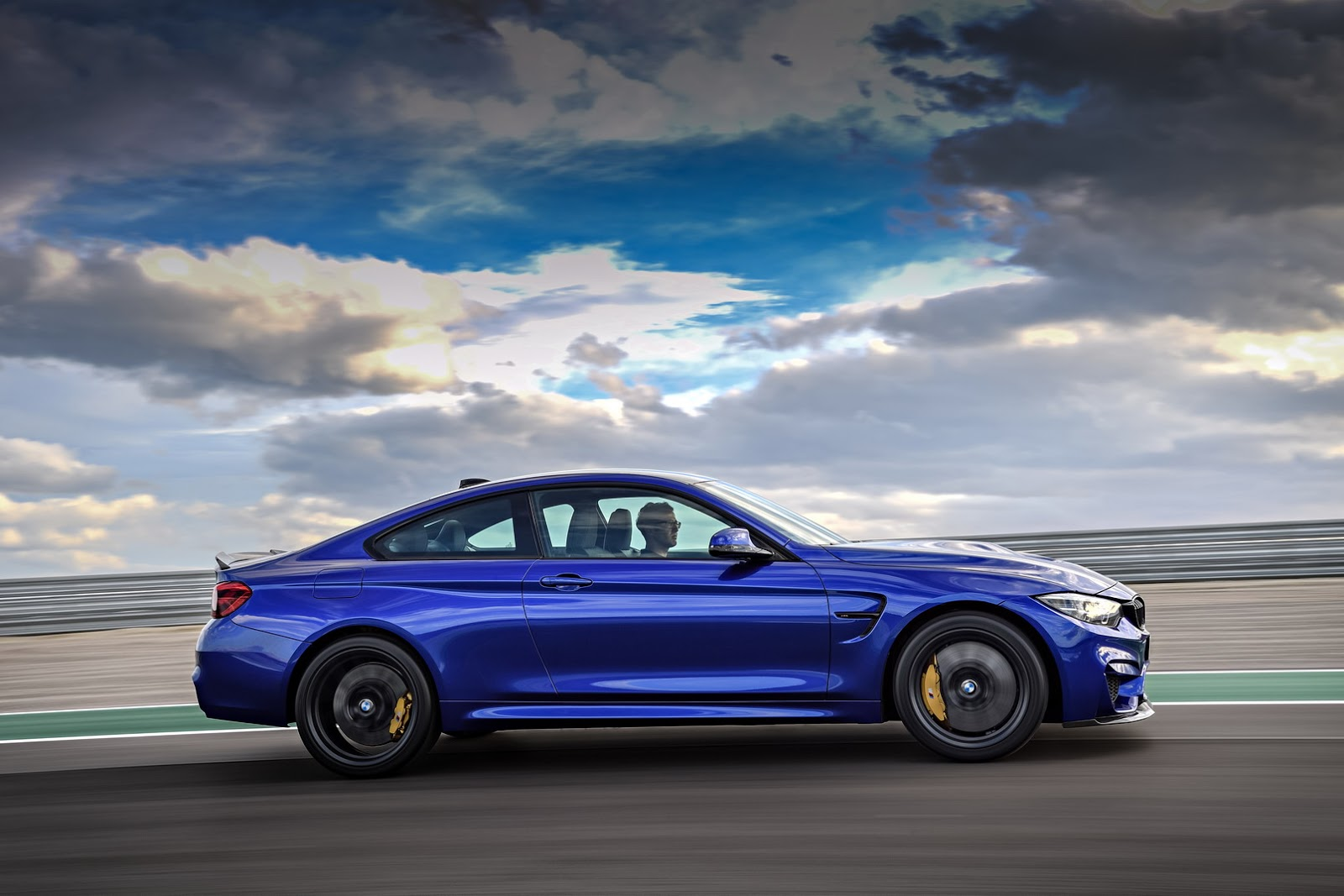 454HP BMW M4 CS Slots Below The Mighty GTS | Carscoops