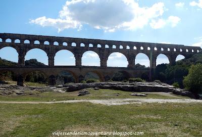 Pont de Gard (Francia)