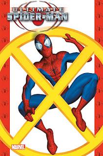Ultimate Spider-Man tom 4 okładka
