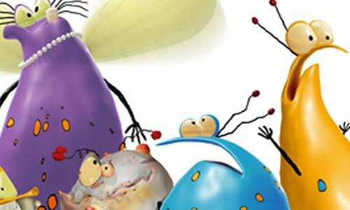 Öcük ile Böcük Böcek Kovucu Hikayesi
