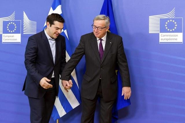 Γιούνκερ: «Αν δεν τηρηθεί το μνημόνιο θα δείτε διαφορετική αντίδραση από την ΕΕ»! - Ανεπίτρεπτη ανάμειξη και εκφοβισμός του εκλογικού σώματος