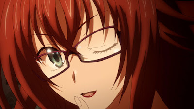High School DxD BorN Spesial 1 BD Subtitle Indonesia