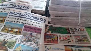 Edição periódica impressa do Jornal Diário do Cuirmatáu já está circulando