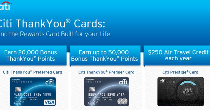 citi thank you card login  citi rewards credit card