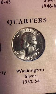 Washington Quarter Obverse