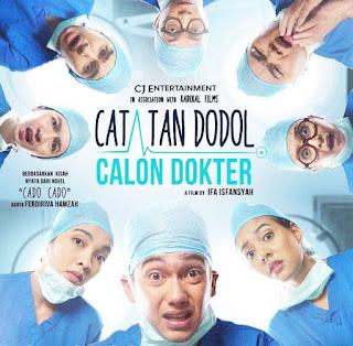 Catatan Dodol Calon Dokter 2016 WEB-DL