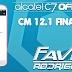 CM12.1 Final V3 by Favio Rdz