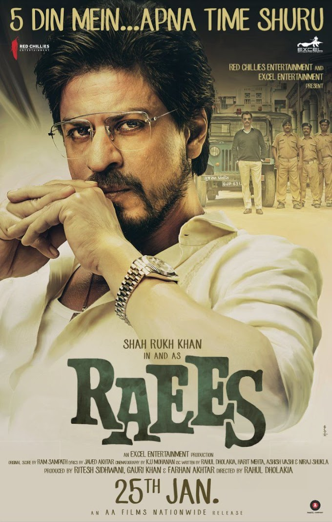 Raees offical full movie bollywood movies 2017