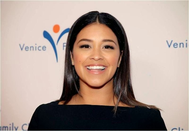 Gina Rodriguez at Silver Circle Gala