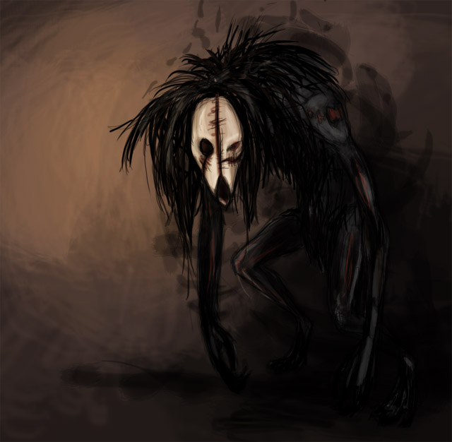 creepypasta, creepypastas, slenderman, slender man, jeff the killer, medo, lendas, internet