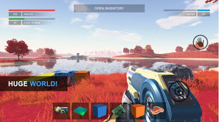 Download The Galaxy Survivor v0.0.7 Apk Android Offline Update 2019