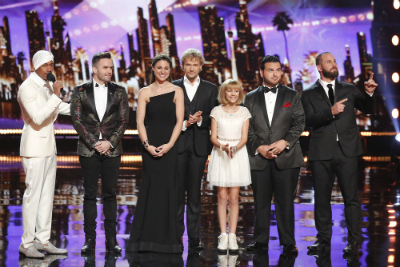 11th season of AGT final five contestants...and the winner is?