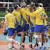 É ouro! Seleção Brasileira de vôlei vence Itália por 3 sets a 0