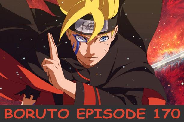 Boruto Episode 170