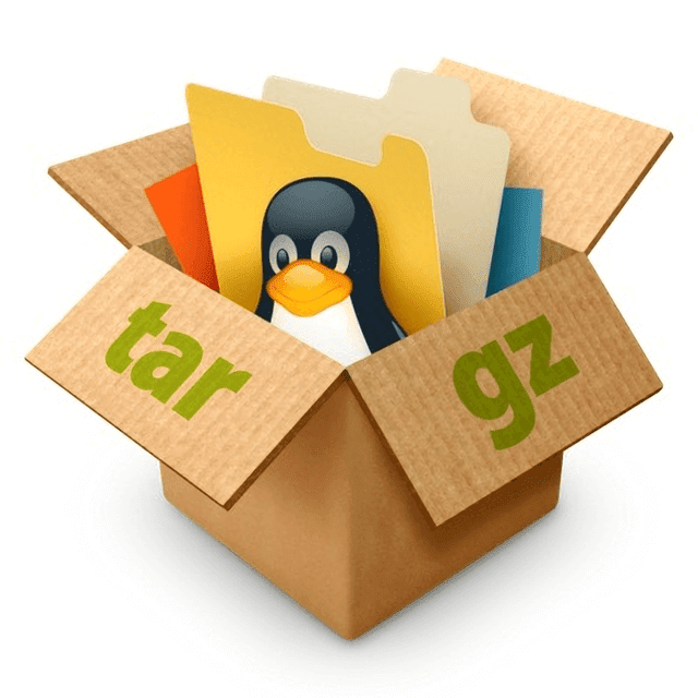 Extract Uncompress Unarchive files in Linux