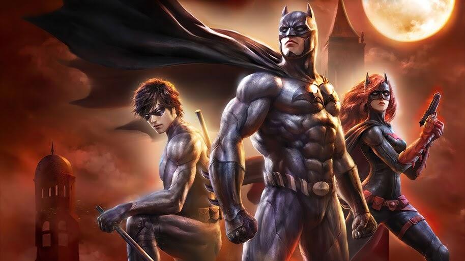 Batman, Nightwing, Batwoman, DC, 4K, #6.2049