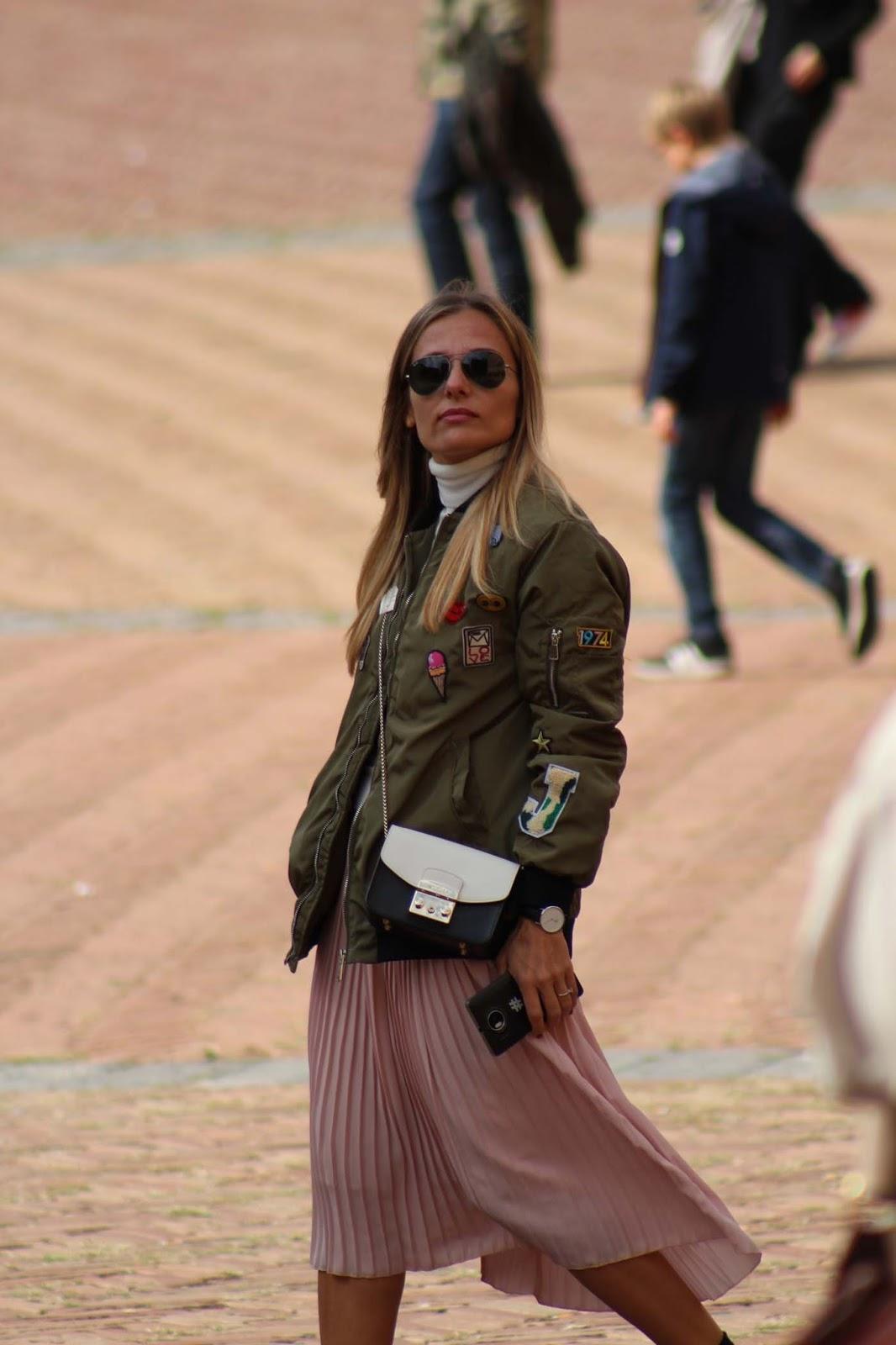 Eniwhere Fashion - Siena - Sammydress Bomber