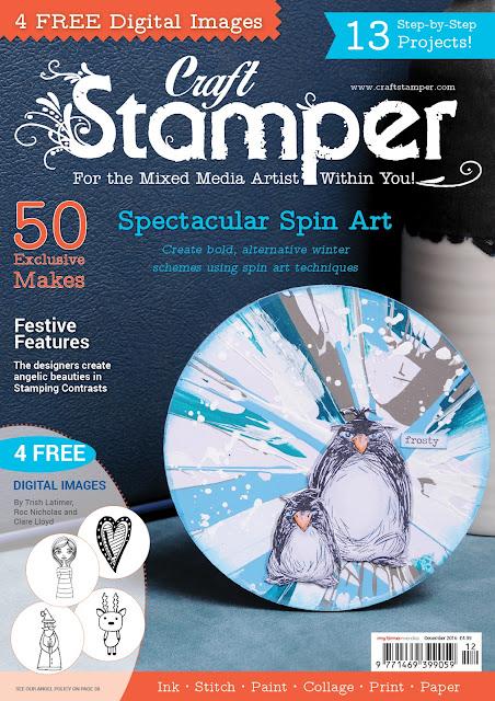 Publikacja w Craft Stamper