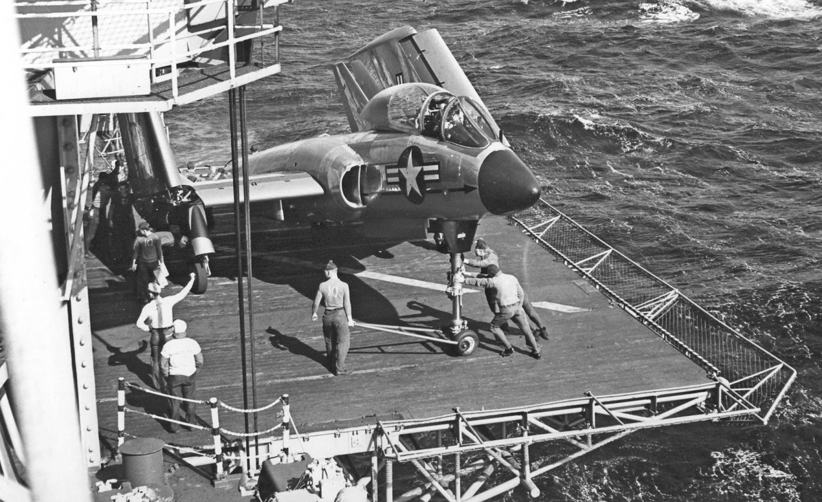U S  Navy Aircraft History: Power Steering