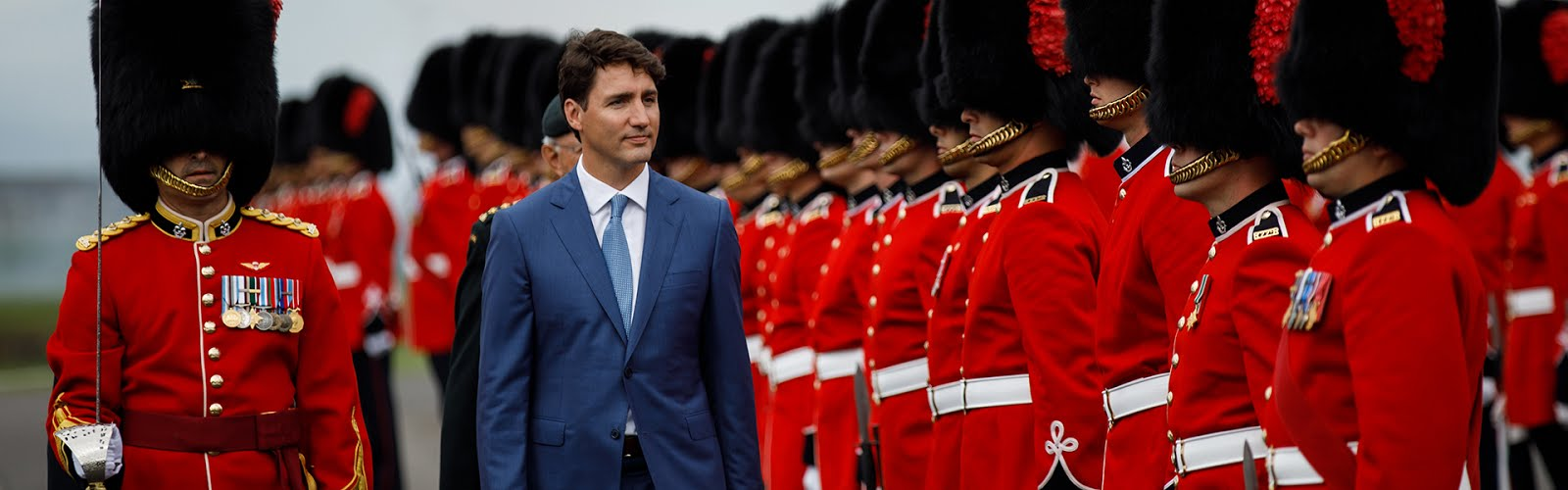 CANADA's Prime Minister, Justin Trudeau, wishes on Easter