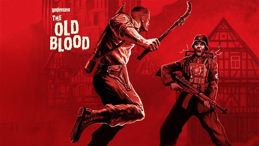 Wolfenstein The Old Blood PC Poster