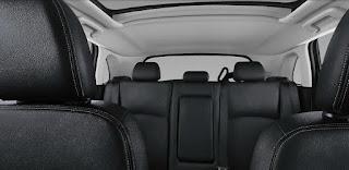 2017 Mitsubishi Outlander Sport interior Specs
