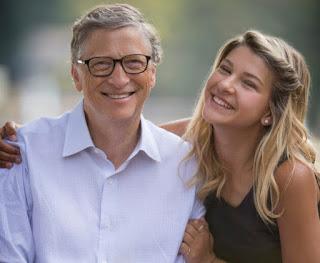Orang Terkaya Nomor 2 dunia Bill Gates