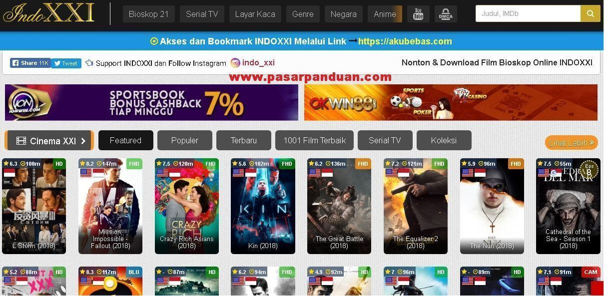 download gratis film bioskop terbaru