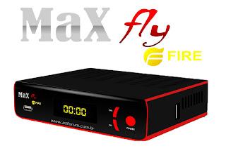 Atualização Maxfly Fire V 2.201