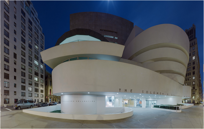 Guggenheim Museum Internship in New York